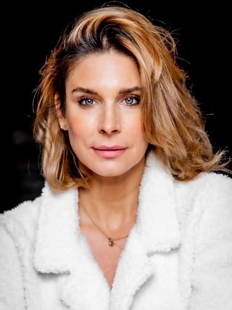 Claudelle Deckert - Actrice